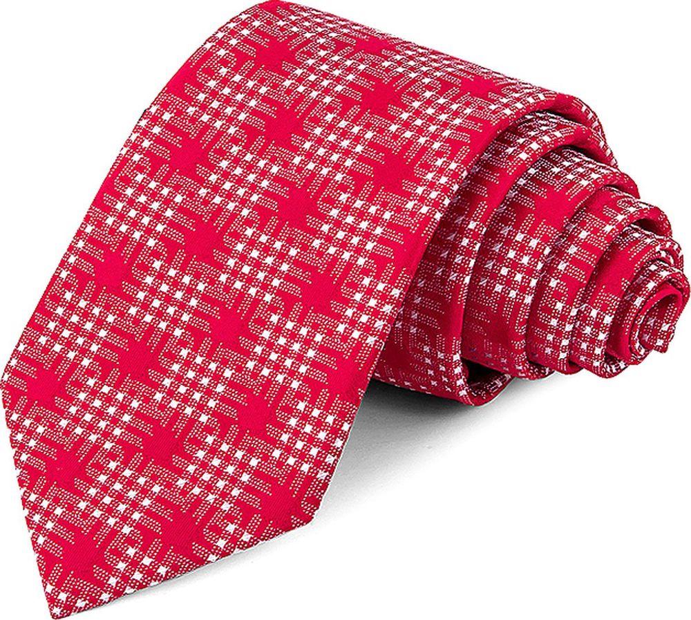 Галстук мужской Greg, цвет: красный. 702.7.33. Размер универсальный