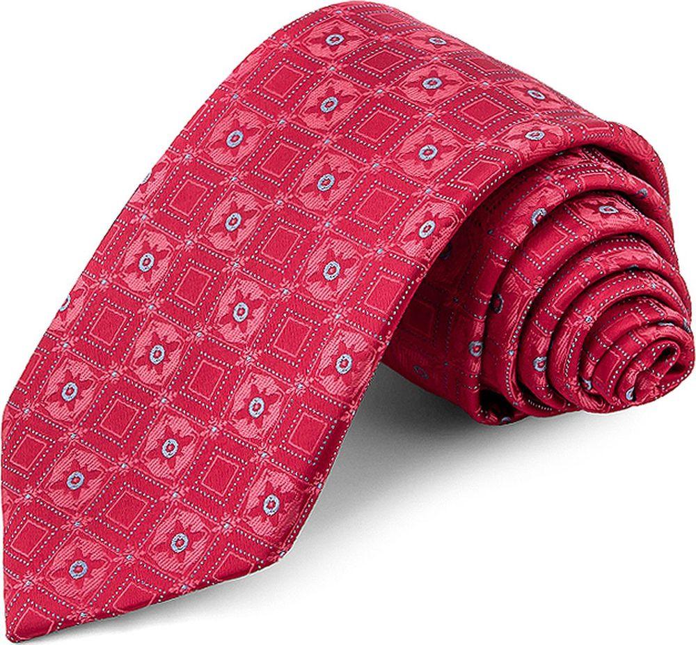 Галстук мужской Greg, цвет: красный. 702.7.34. Размер универсальный галстук мужской greg цвет бирюзовый 2 57 размер универсальный