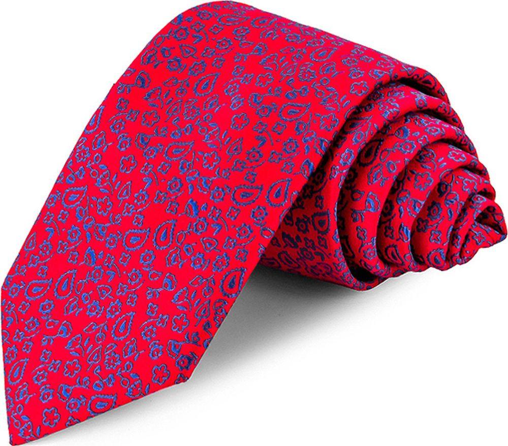 Галстук мужской Greg, цвет: красный. 702.7.35. Размер универсальный