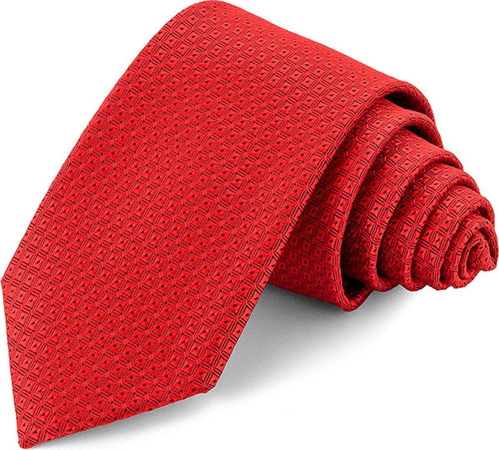 Галстук мужской Greg, цвет: красный. 708.7.101. Размер универсальный708.7.101Галстук Greg, шириной 8 см, сшит вручную из микрофибры с мелкими элементами. Особую прочность и пластичность шелкоподобной ткани обеспечивают тончайшие волокна полиэстера. Галстук прекрасно дополнит сорочки с воротниками: французским и французским развернутым (акула). Галстук прослужит долго благодаря нанесению защитного слоя тефлона вокруг каждой нити. Аксессуары Greg- эффектные дополнения для торжества и на каждый день!