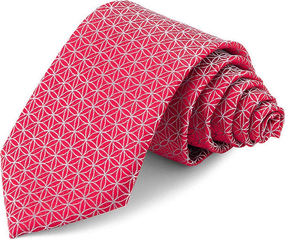 Галстук мужской Greg, цвет: красный. 708.7.21. Размер универсальный  - купить со скидкой