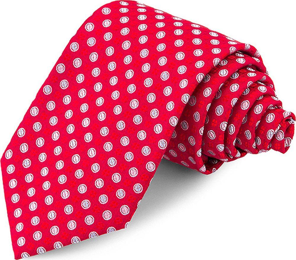 Галстук мужской Greg, цвет: красный. 708.7.22. Размер универсальный брюки greg horman greg horman gr020emxgz64