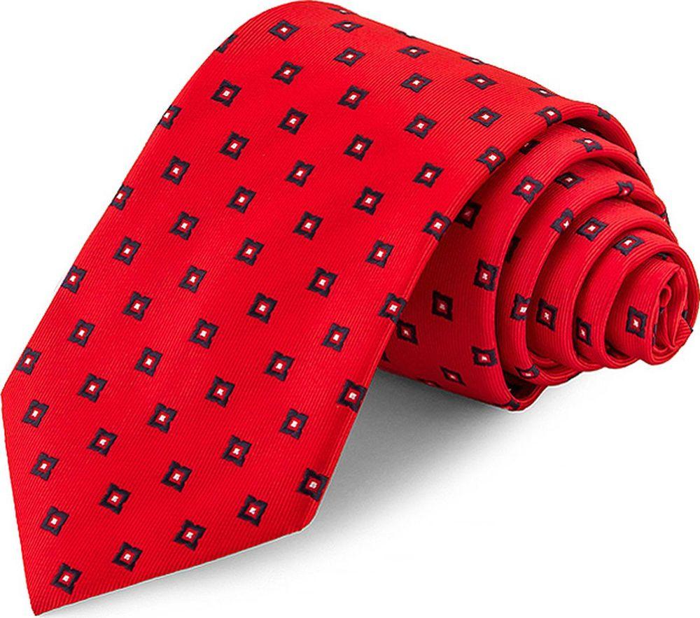 Галстук мужской Greg, цвет: красный. 708.7.23. Размер универсальный  - купить со скидкой