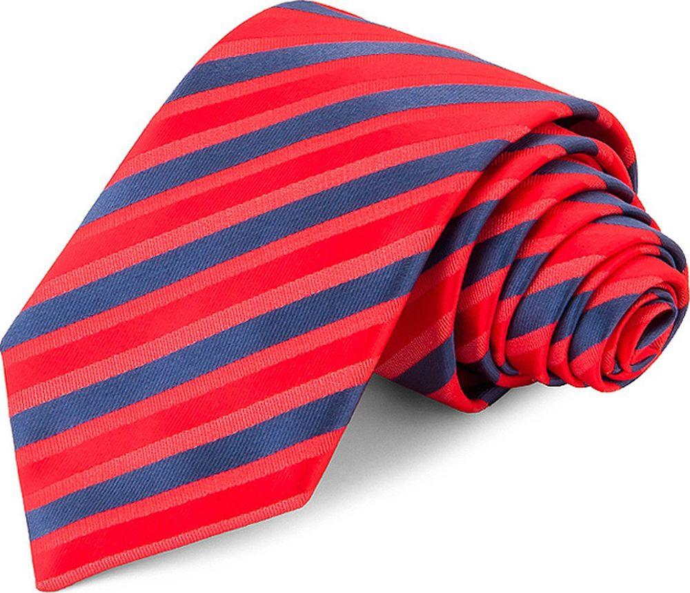 Галстук мужской Greg, цвет: красный. 708.7.26. Размер универсальный  - купить со скидкой