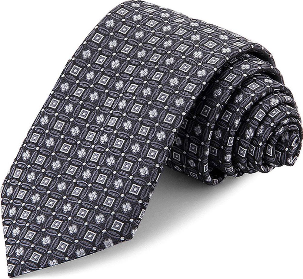 Галстук мужской Greg, цвет: серый. 708.7.82. Размер универсальный