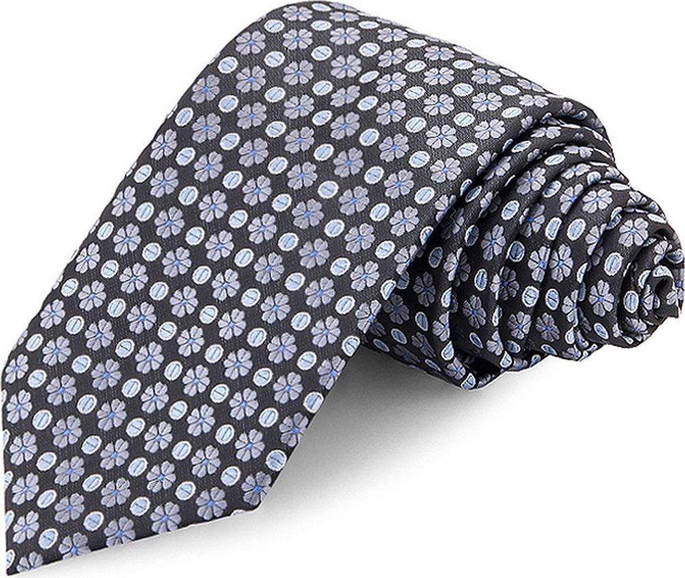 Галстук мужской Greg, цвет: серый. 708.7.83. Размер универсальный