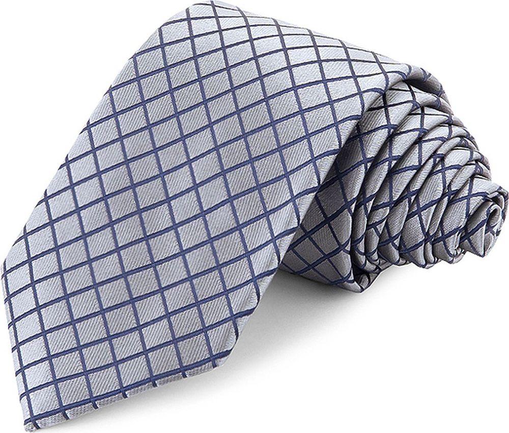 Галстук мужской Greg, цвет: серый. 708.7.85. Размер универсальный галстук greg greg mp002xm0w6i2