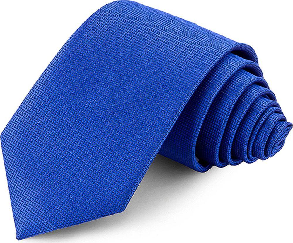 Галстук мужской Greg, цвет: синий. 2.52. Размер универсальный брюки greg horman greg horman gr020emxgz64