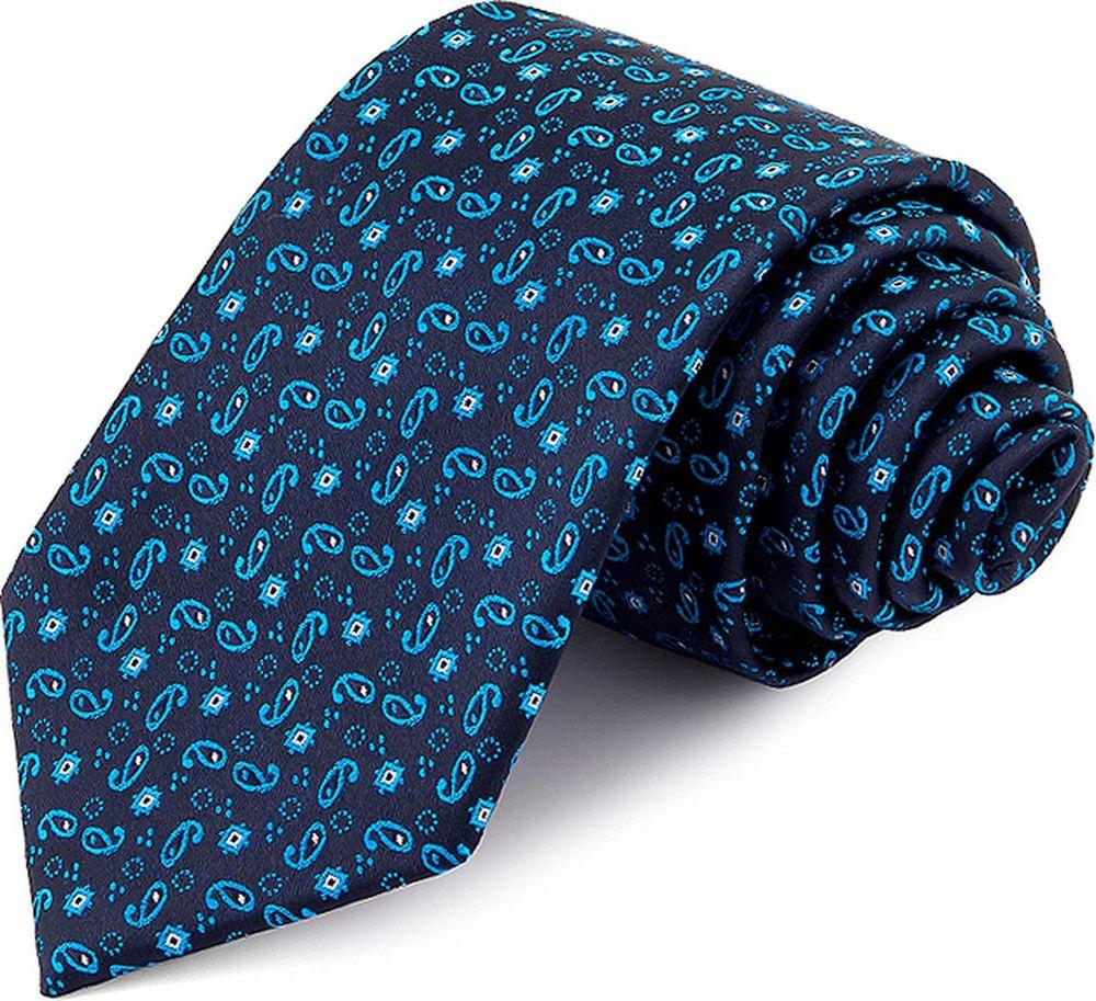 Галстук мужской Greg, цвет: синий. 702.7.17. Размер универсальный брюки greg horman greg horman gr020emxgz64
