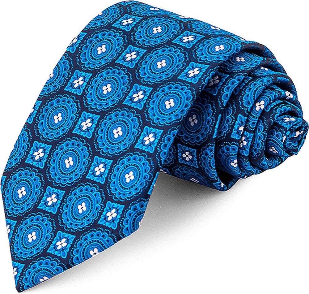 Галстук мужской Greg, цвет: синий. 702.7.26. Размер универсальный галстук мужской greg цвет бирюзовый 2 57 размер универсальный