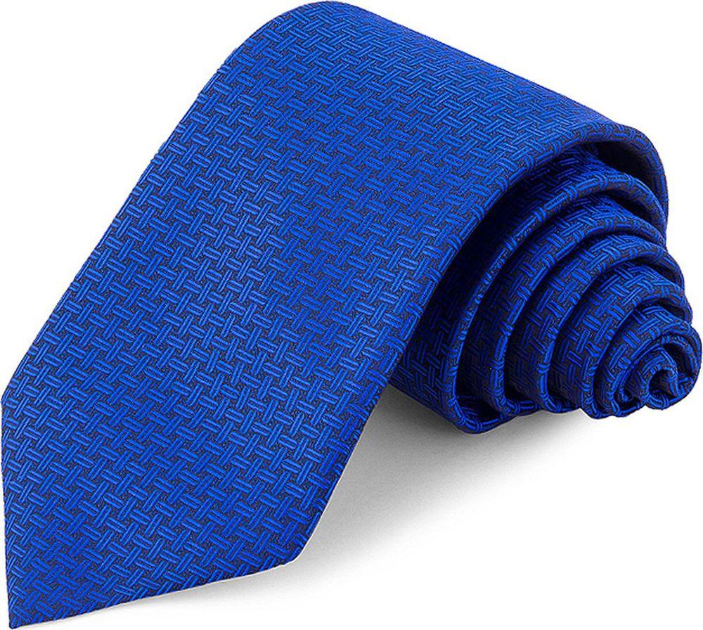 Галстук мужской Greg, цвет: синий. 708.7.105. Размер универсальный брюки greg horman greg horman gr020emxgz64