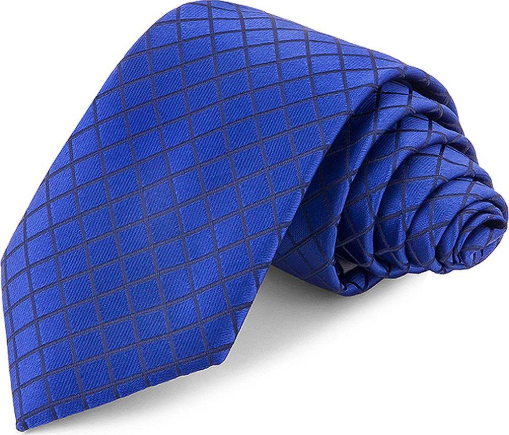 Галстук мужской Greg, цвет: синий. 708.7.41. Размер универсальный708.7.41Галстук Greg, шириной 8 см, сшит вручную из микрофибры с мелкими элементами. Особую прочность и пластичность шелкоподобной ткани обеспечивают тончайшие волокна полиэстера. Галстук прекрасно дополнит сорочки с воротниками: французским и французским развернутым (акула). Галстук прослужит долго благодаря нанесению защитного слоя тефлона вокруг каждой нити. Аксессуары Greg- эффектные дополнения для торжества и на каждый день!