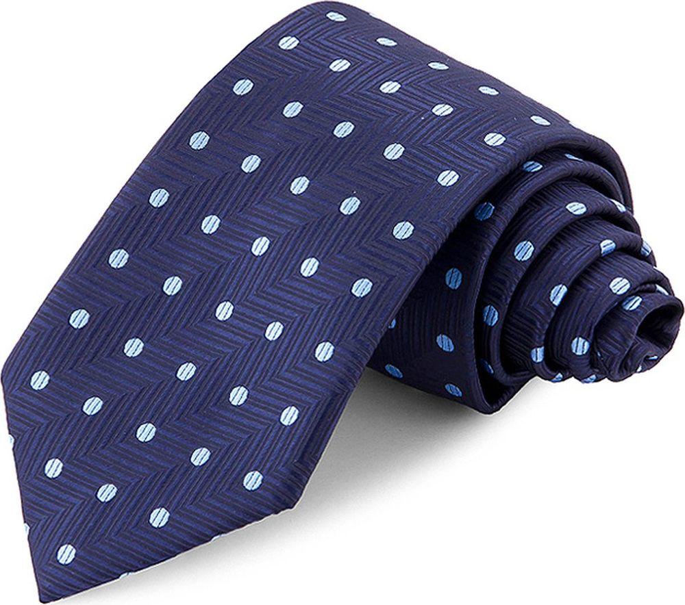 Галстук мужской Greg, цвет: синий. 708.7.43. Размер универсальный галстук мужской greg цвет бирюзовый 2 57 размер универсальный