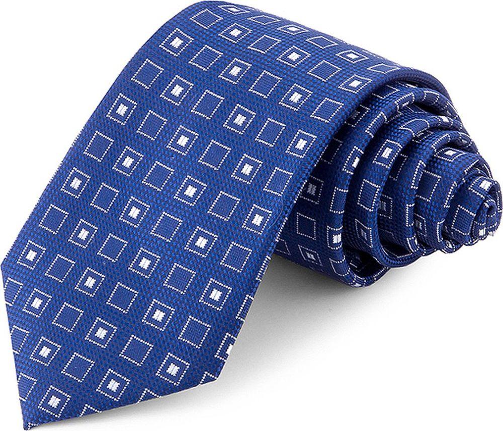 Галстук мужской Greg, цвет: синий. 708.7.47. Размер универсальный брюки greg horman greg horman gr020emxgz64