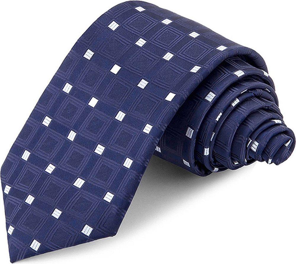 Галстук мужской Greg, цвет: синий. 708.7.48. Размер универсальный галстук мужской greg цвет бирюзовый 2 57 размер универсальный