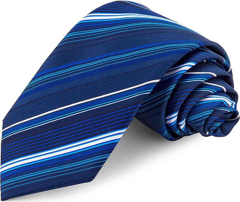 Галстук мужской Greg, цвет: синий. 708.7.49. Размер универсальный галстук мужской greg цвет бирюзовый 2 57 размер универсальный