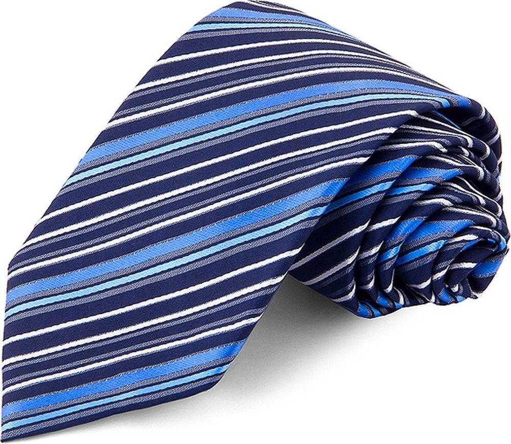 Галстук мужской Greg, цвет: синий. 708.7.50. Размер универсальный greg greg mp002xm22jb9