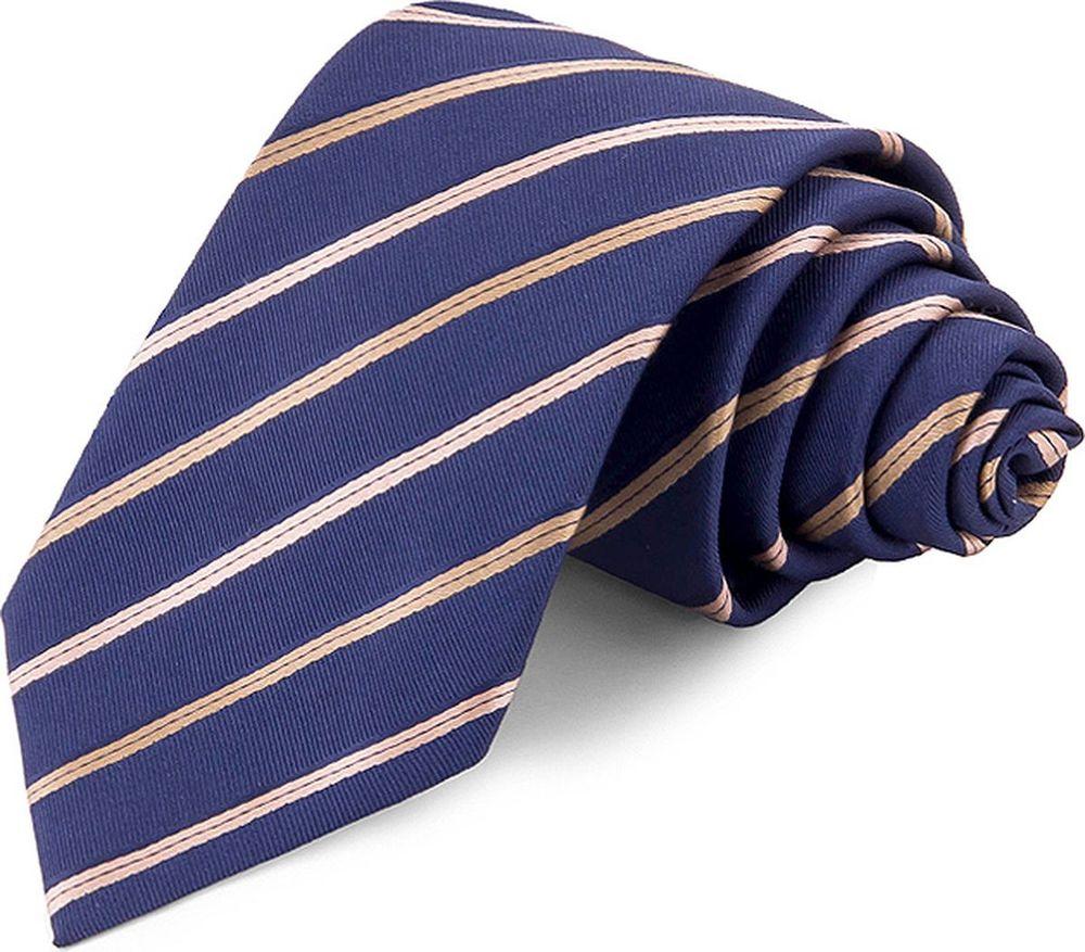 Галстук мужской Greg, цвет: синий. 708.7.55. Размер универсальный брюки greg horman greg horman gr020emxgz64