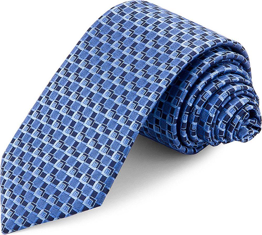 Галстук мужской Greg, цвет: синий. 708.7.57. Размер универсальный брюки greg horman greg horman gr020emxgz64