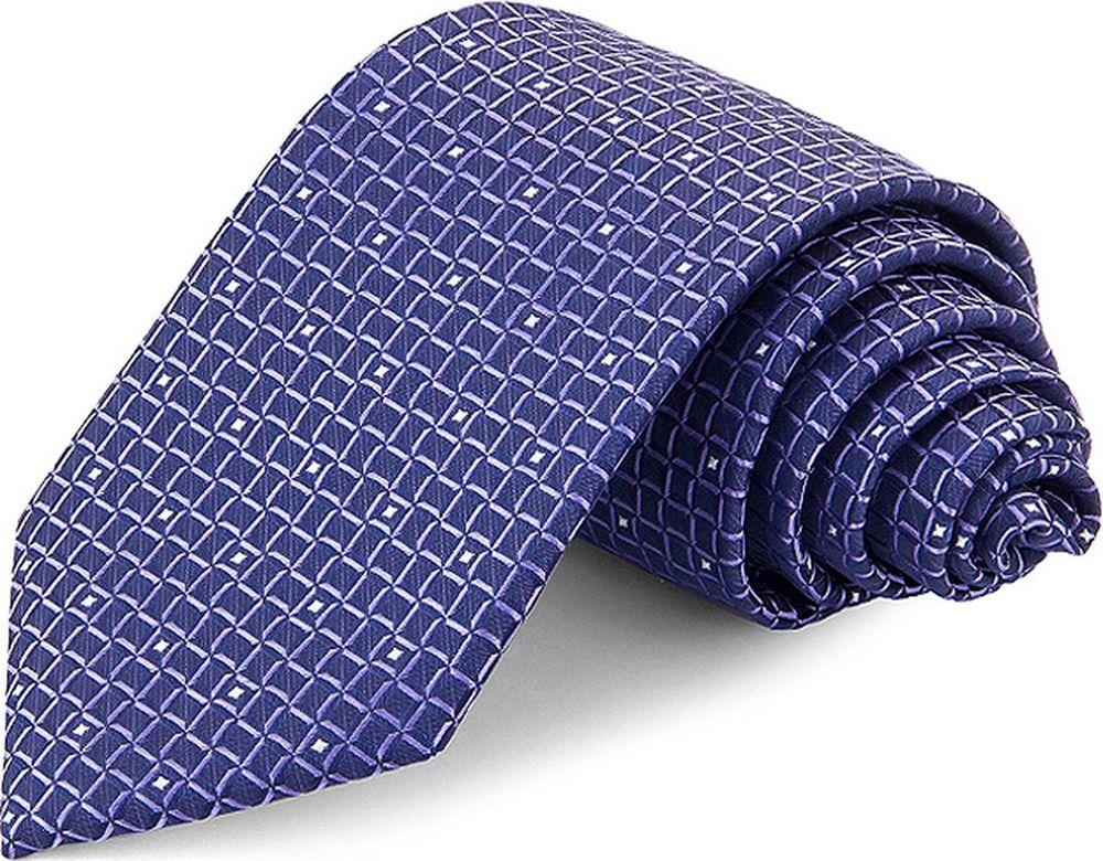 Галстук мужской Greg, цвет: синий. 708.7.61. Размер универсальный брюки greg horman greg horman gr020emxgz64
