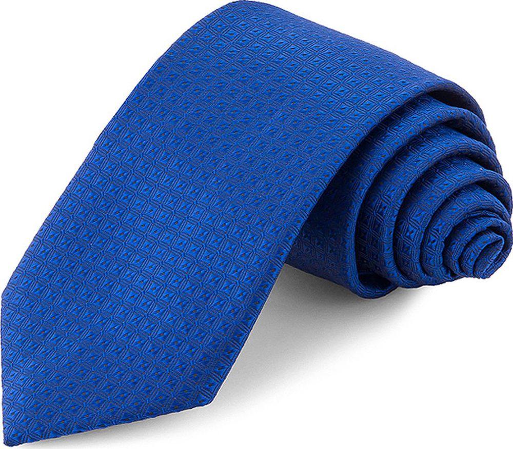 Галстук мужской Greg, цвет: синий. 708.7.96. Размер универсальный брюки greg horman greg horman gr020emxgz64
