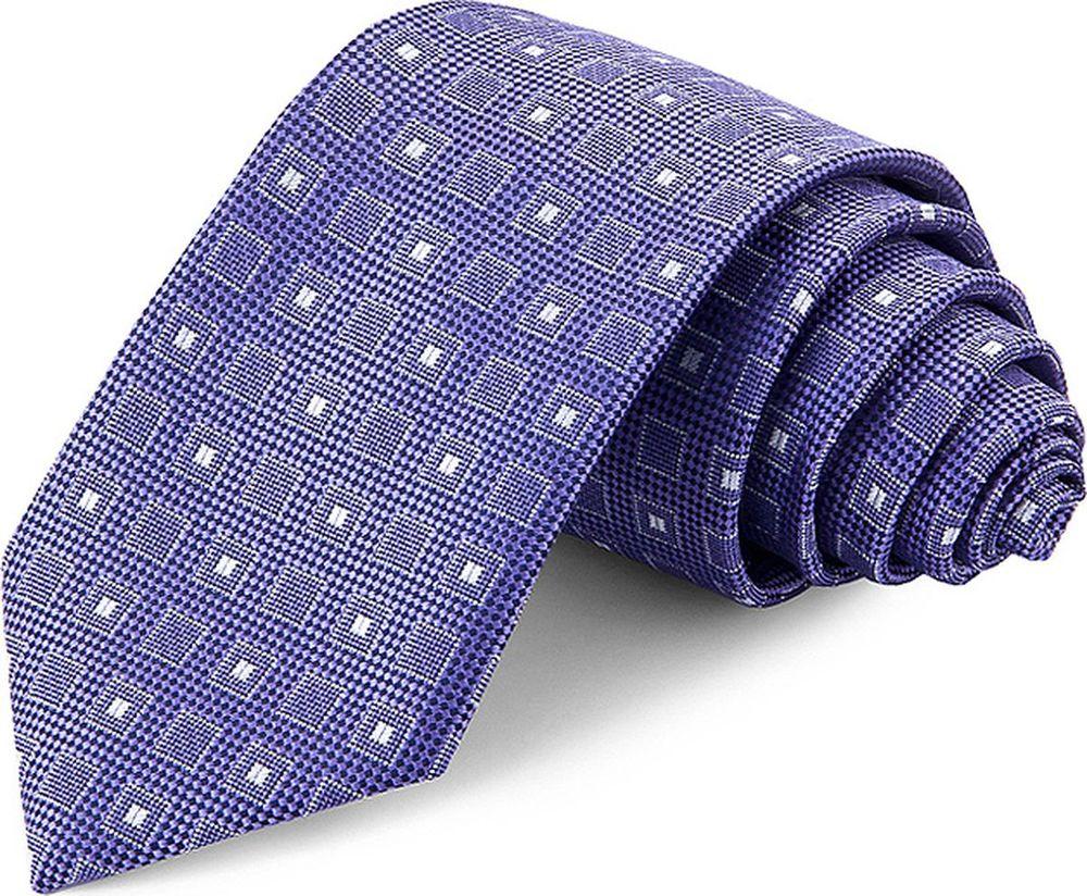 Галстук мужской Greg, цвет: сиреневый. 708.7.63. Размер универсальный брюки greg horman greg horman gr020emxgz64