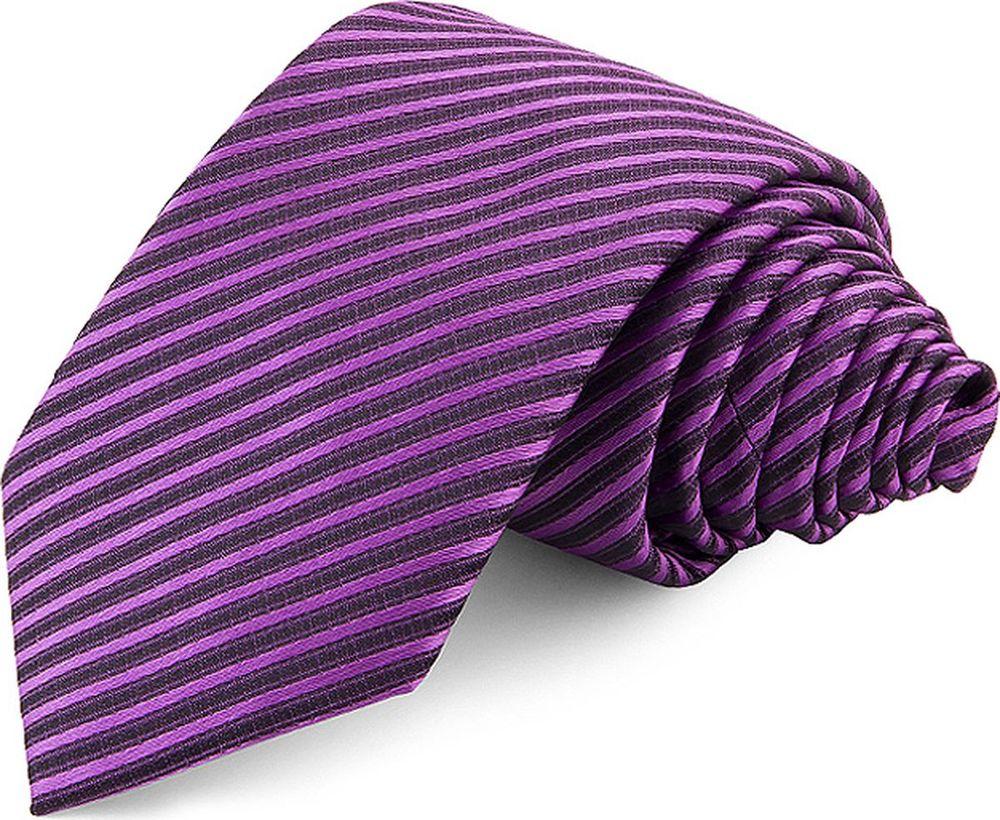 Галстук мужской Greg, цвет: сиреневый. 708.7.68. Размер универсальный not brand темно сиреневый галстук селедка 18633