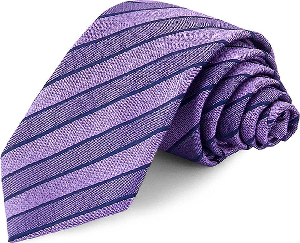 Галстук мужской Greg, цвет: сиреневый. 708.7.72. Размер универсальный not brand темно сиреневый галстук селедка 18633