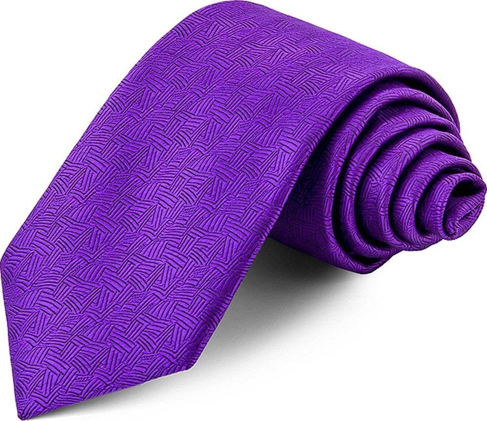Галстук мужской Greg, цвет: фиолетовый. 2.78. Размер универсальный брюки greg horman greg horman gr020emxgz64