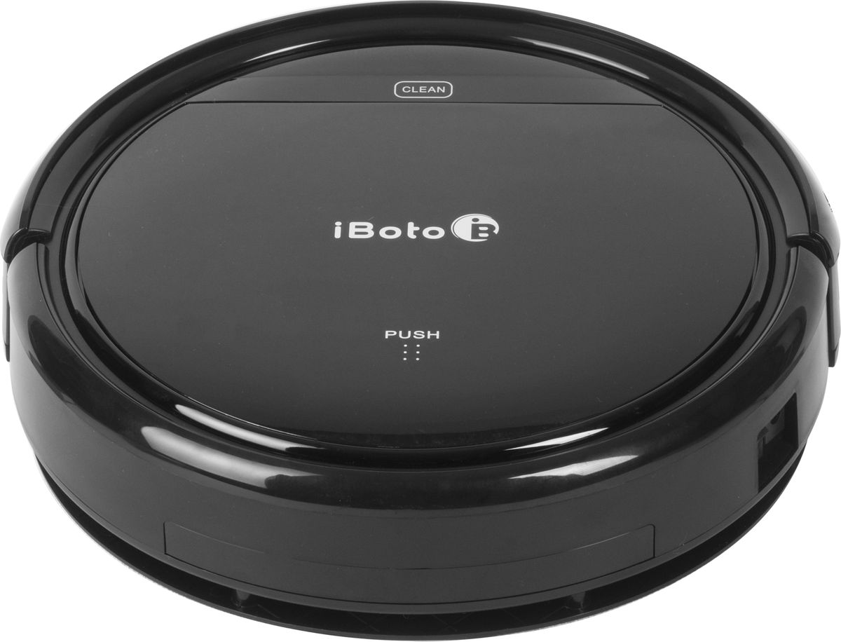 iBoto Aqua Х310, Black робот-пылесос робот пылесос iboto smart x610g aqua