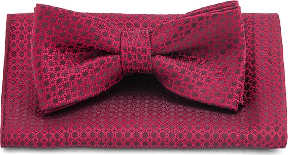 Галстук-бабочка мужской Carpenter, цвет: бордовый. 710.1.96. Размер универсальный галстук бабочка мужской carpenter цвет лиловый 710 1 127 размер универсальный