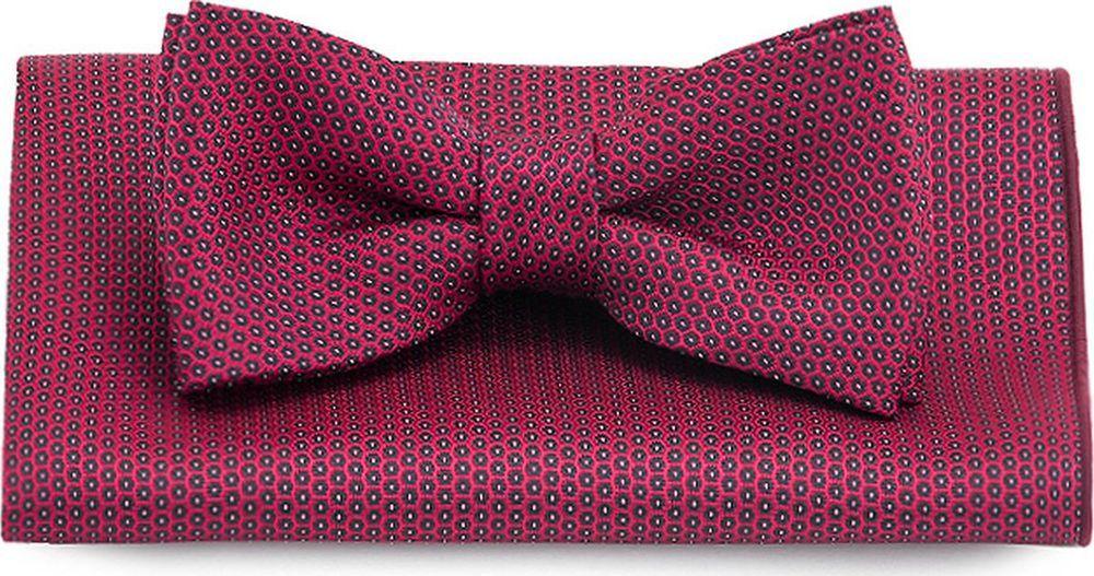 Галстук-бабочка мужской Carpenter, цвет: бордовый. 710.1.97. Размер универсальный галстук бабочка мужской carpenter цвет лиловый 710 1 127 размер универсальный