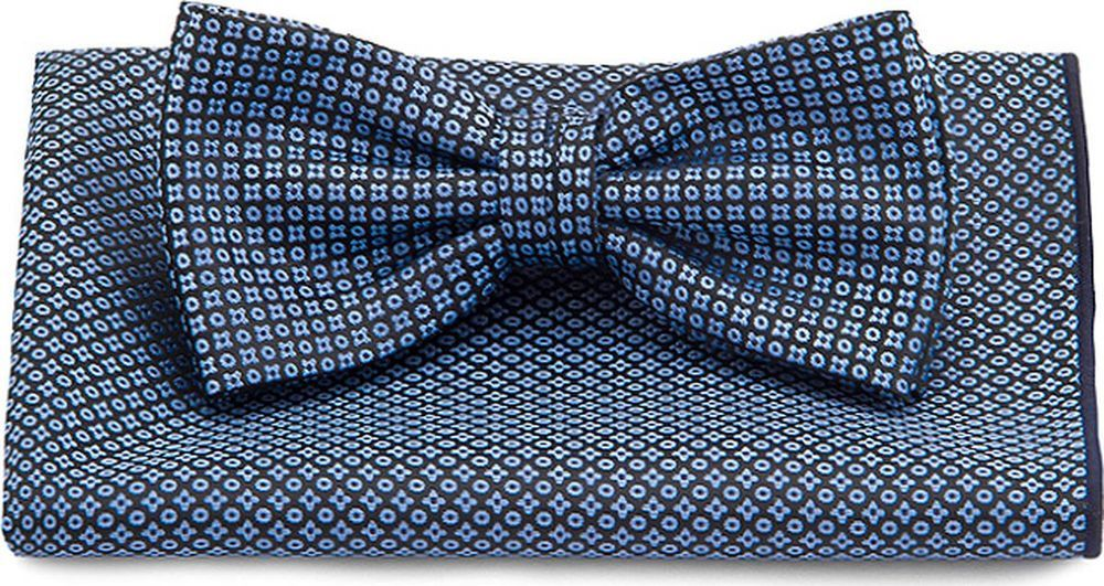 Галстук-бабочка мужской Carpenter, цвет: голубой. 710.1.112. Размер универсальный галстук бабочка мужской carpenter цвет лиловый 710 1 127 размер универсальный