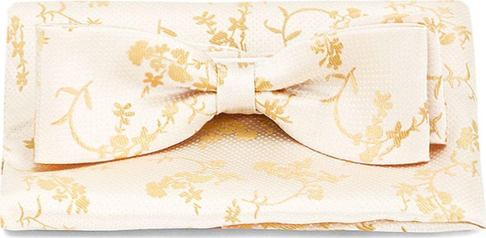 Галстук-бабочка мужской Carpenter, цвет: золотой. 204.1.17. Размер универсальный галстук бабочка мужской carpenter цвет лиловый 710 1 127 размер универсальный