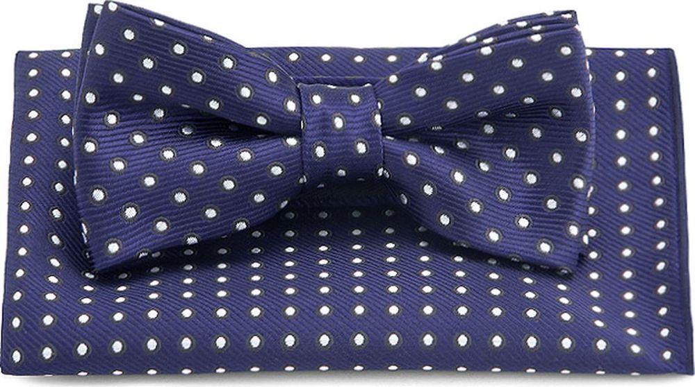 Галстук-бабочка мужской Carpenter, цвет: синий. 710.1.93. Размер универсальный галстук бабочка мужской carpenter цвет лиловый 710 1 127 размер универсальный