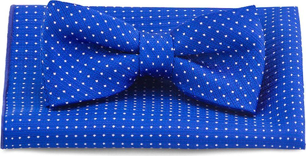 Галстук-бабочка мужской Carpenter, цвет: синий. 710.1.95. Размер универсальный галстук бабочка мужской carpenter цвет лиловый 710 1 127 размер универсальный