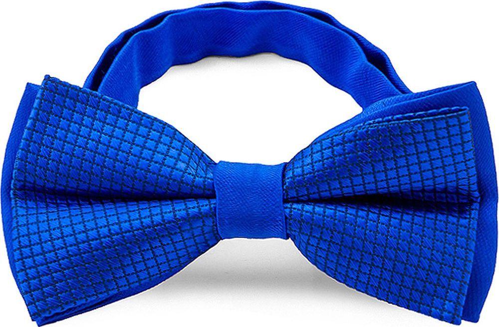 Галстук-бабочка мужской Casino, цвет: васильковый. 6.102. Размер универсальный Casino