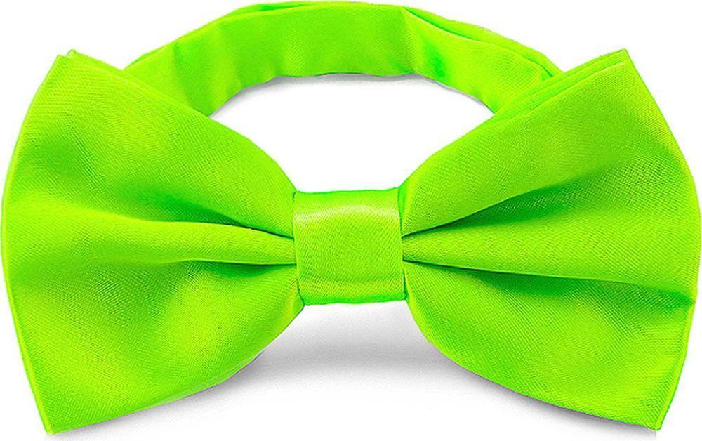 Галстук-бабочка мужской Casino, цвет: зеленый. 6.81. Размер универсальный