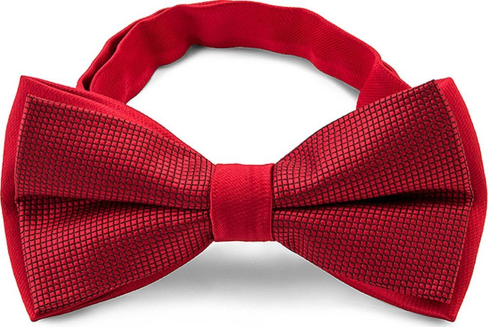 Галстук-бабочка мужской Casino, цвет: красный. 6.107. Размер универсальный