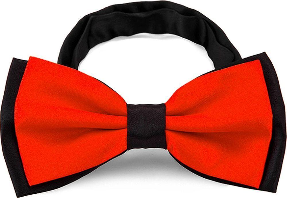 Галстук-бабочка мужской Casino, цвет: красный. 6.209. Размер универсальный