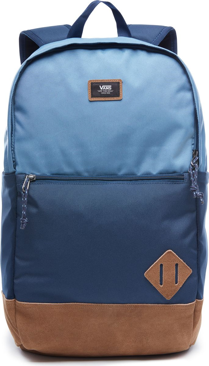 Рюкзак мужской Vans Van Doren III, цвет: синий, 29 л. VA2WNUPDZ рюкзак xtralight 2 0 furtiv 20 литров
