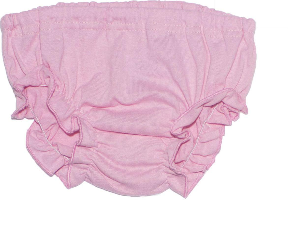 Трусы для девочки Осьминожка, цвет: розовый. 110-03. Размер 80 трусы для девочки осьминожка цвет молочный 110 03 размер 80