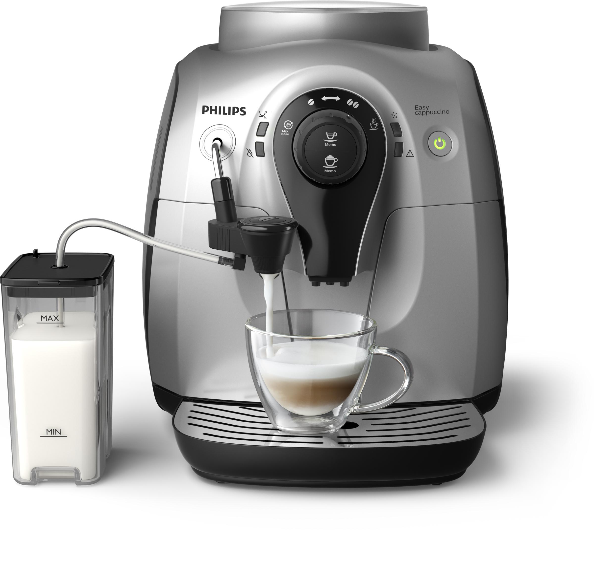 Philips HD8654/59 кофемашина