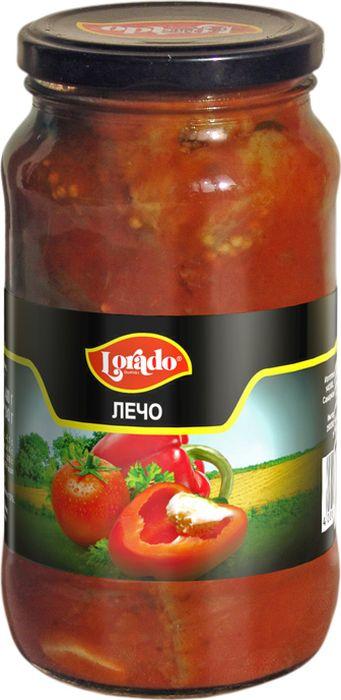 Lorado Лечо, 720 мл lorado оливки фаршированные лимоном 314 мл