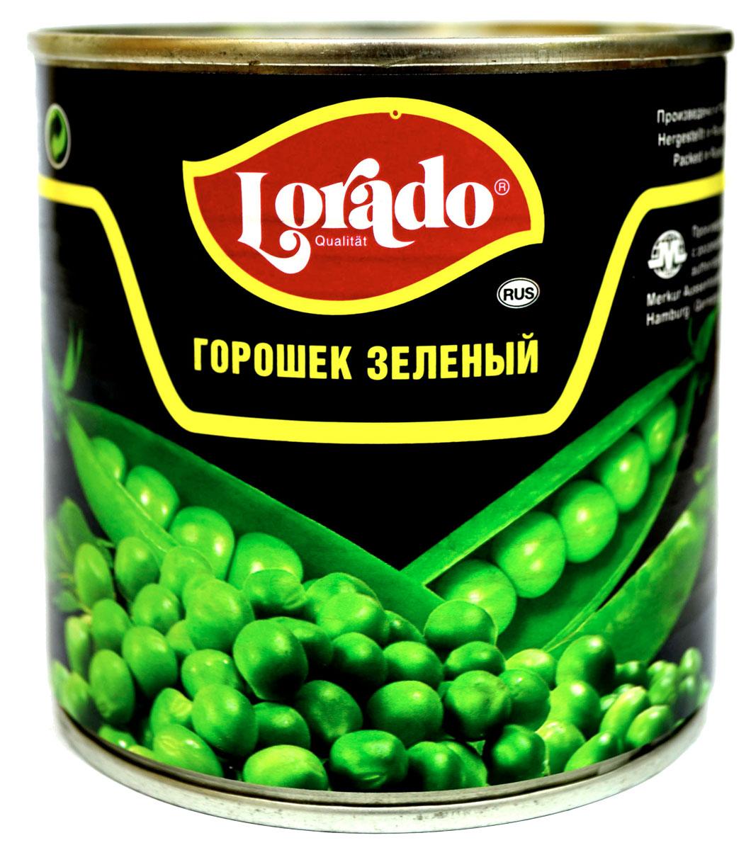 Lorado Горошек зеленый, 3,1 кг lorado горошек зеленый высший сорт гост 425 мл