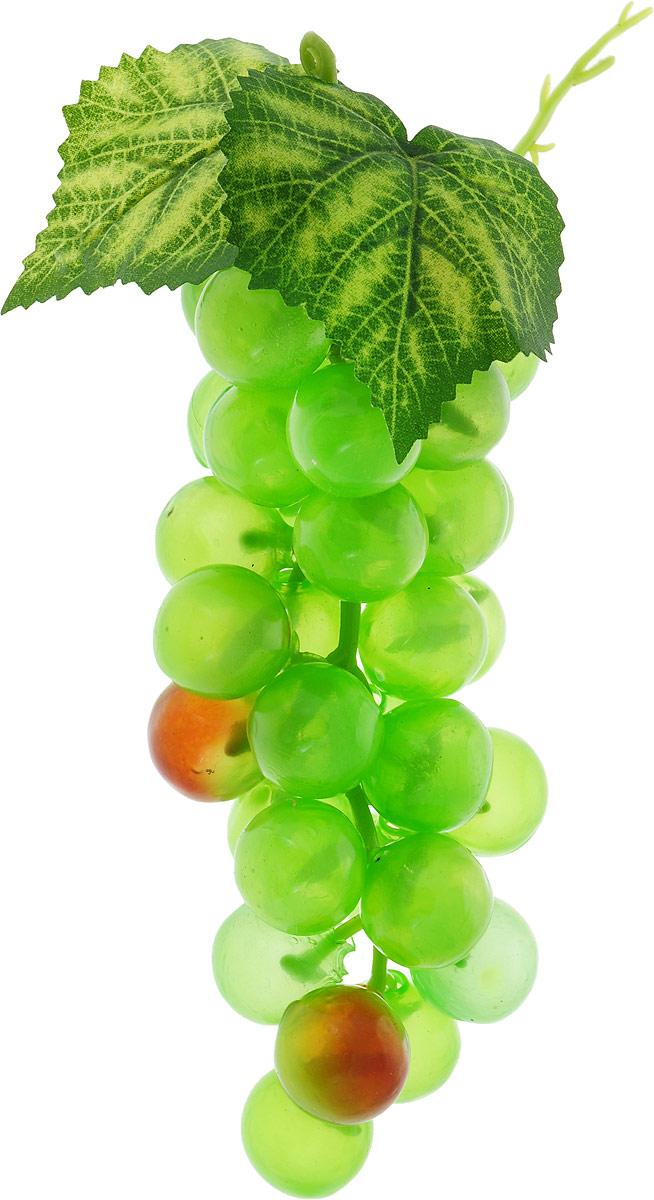 Муляж Engard Гроздь винограда, цвет: зеленый, 17 смFR-22_зеленыйМуляж Engard Гроздь винограда, цвет: зеленый, 17 см