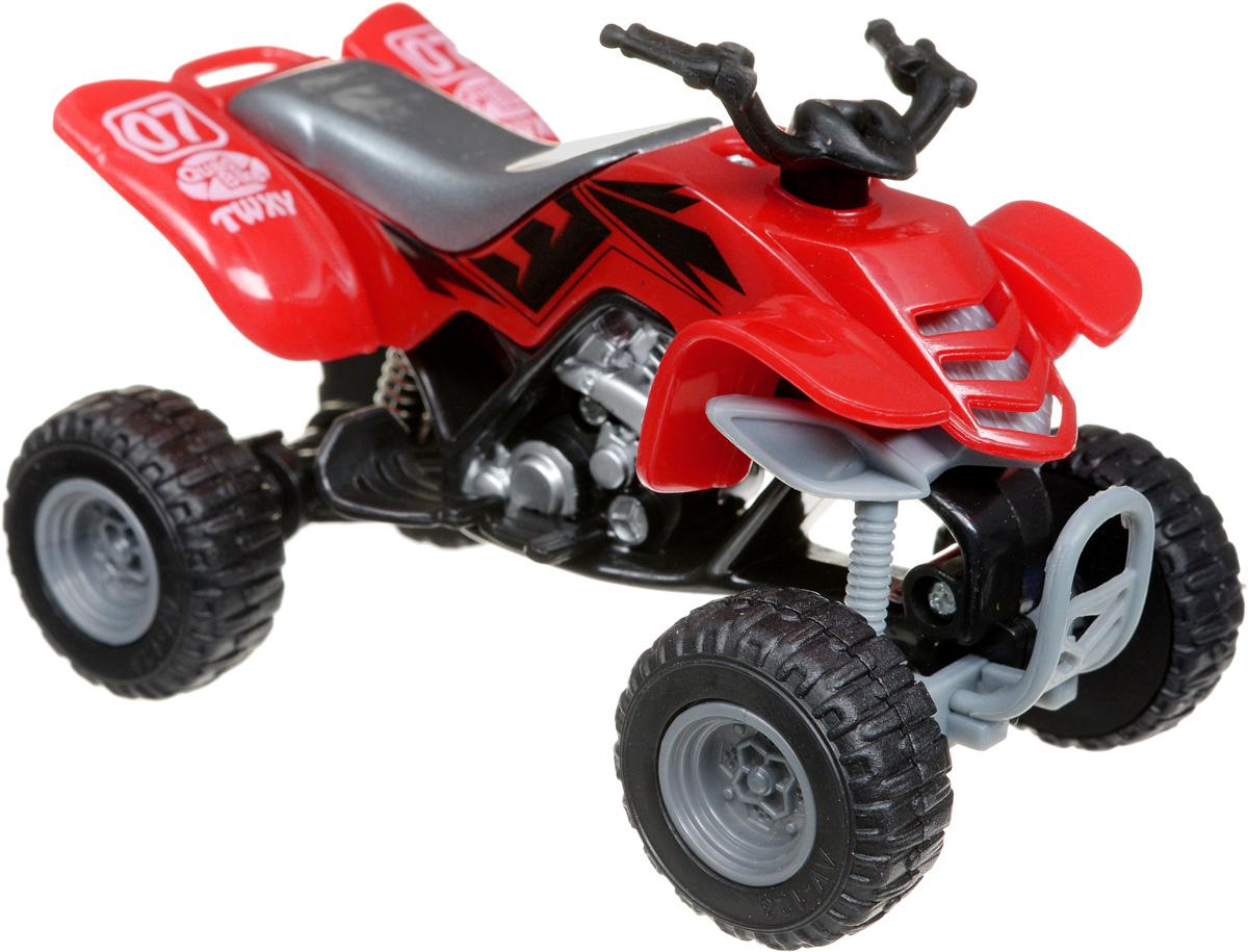 Autogrand Квадроцикл Sport цвет красный