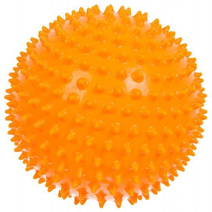 Альпина Пласт Мяч Ежик цвет оранжевый, 8,5 см