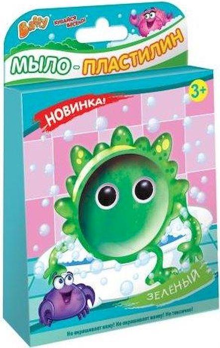 Baffy Средство для купания Мыло-пластилинD0125Купание в ванне и мытье рук превратится в интересную увлекательную игру с помощью мыло-пластилина. Мыло-пластилин развивает воображение и мелкую моторику у ребенка. Лепите и купайтесь одновременно!