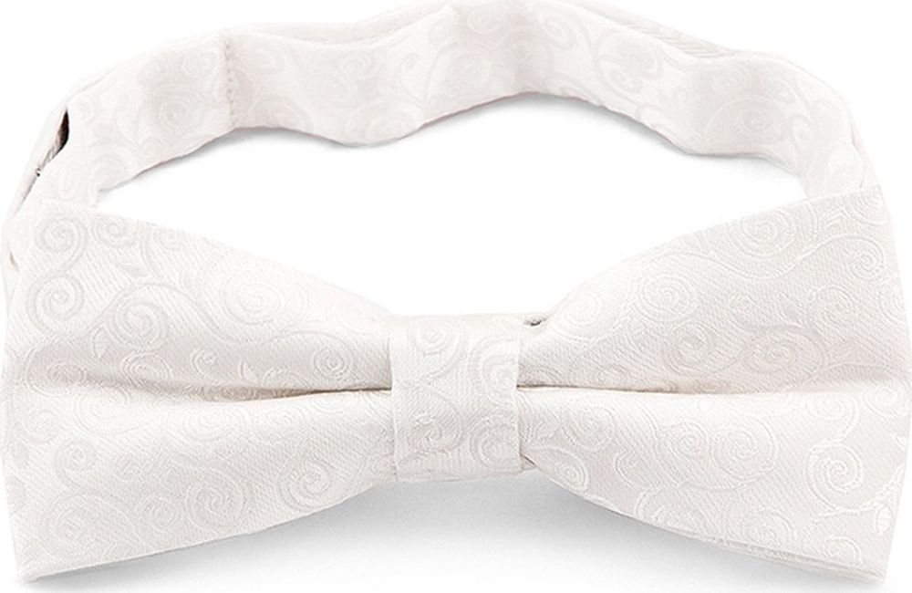 Галстук-бабочка мужской Greg, цвет: белый. 508.9.120. Размер универсальный галстук бабочка мужской greg цвет синий 508 9 97 размер универсальный